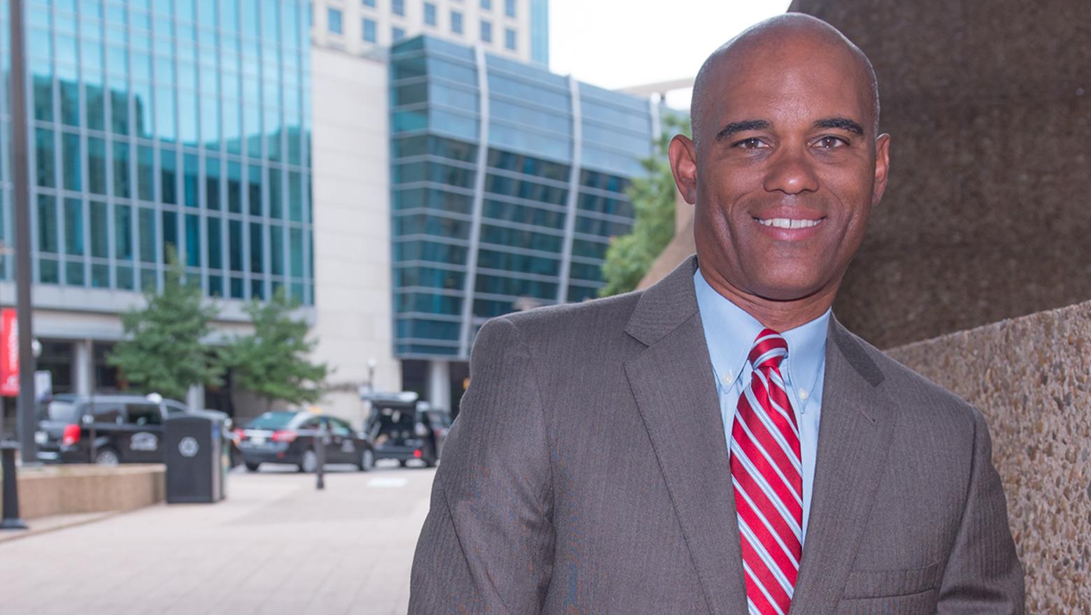 Texas A&M University School of Law Professor Thomas W. Mitchell