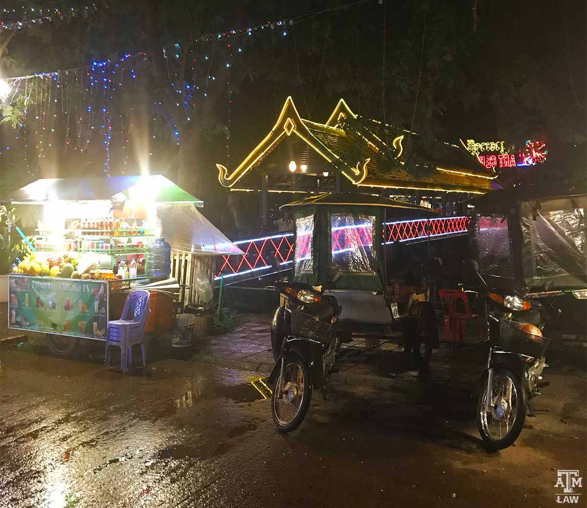Mekong night market