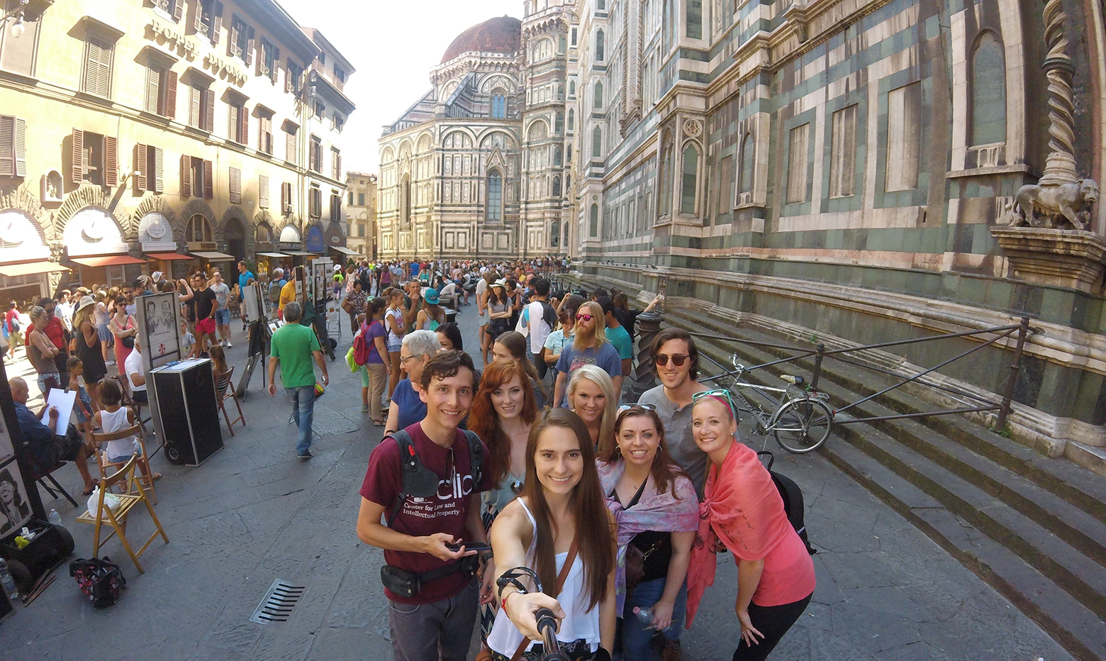 Italy Florence CLIP Student Group