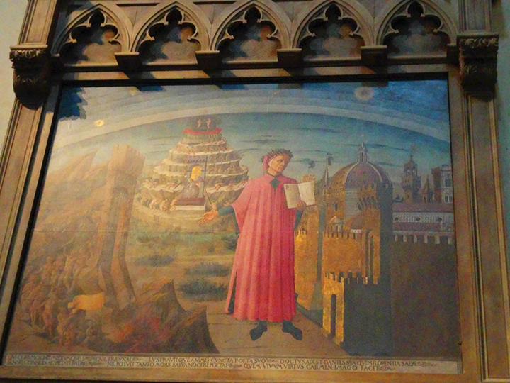 Italy-florence-dante1