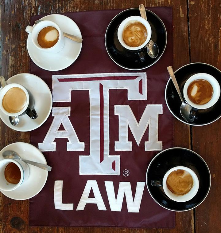 Italy TAMU Law expresso