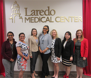 Pro Bono Spring Break students in Laredo