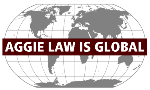 Aggie Law is Global