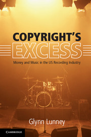 Lunney Copyright Excess bookcover
