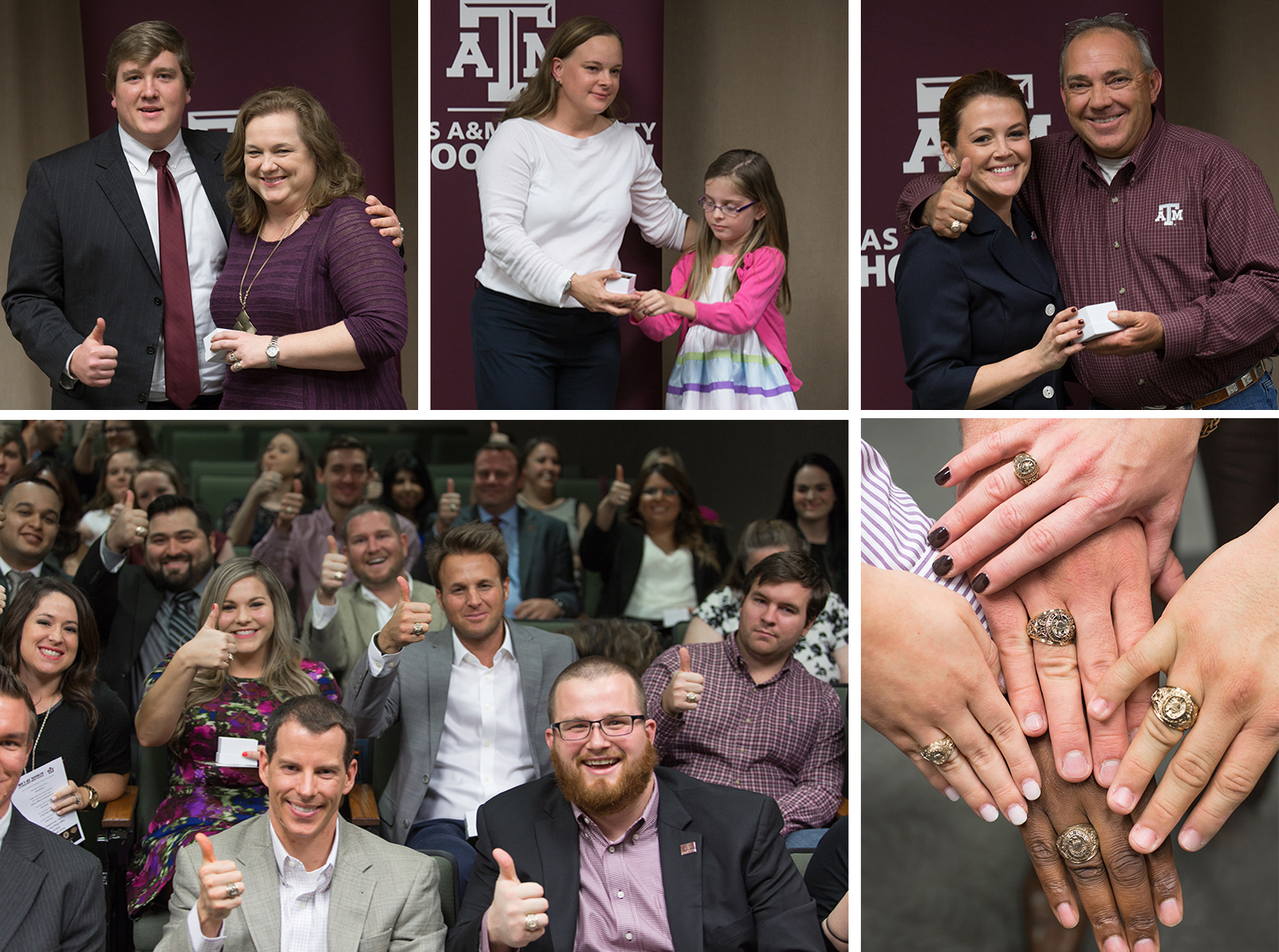 Aggie Law Ring Day Nov 2015