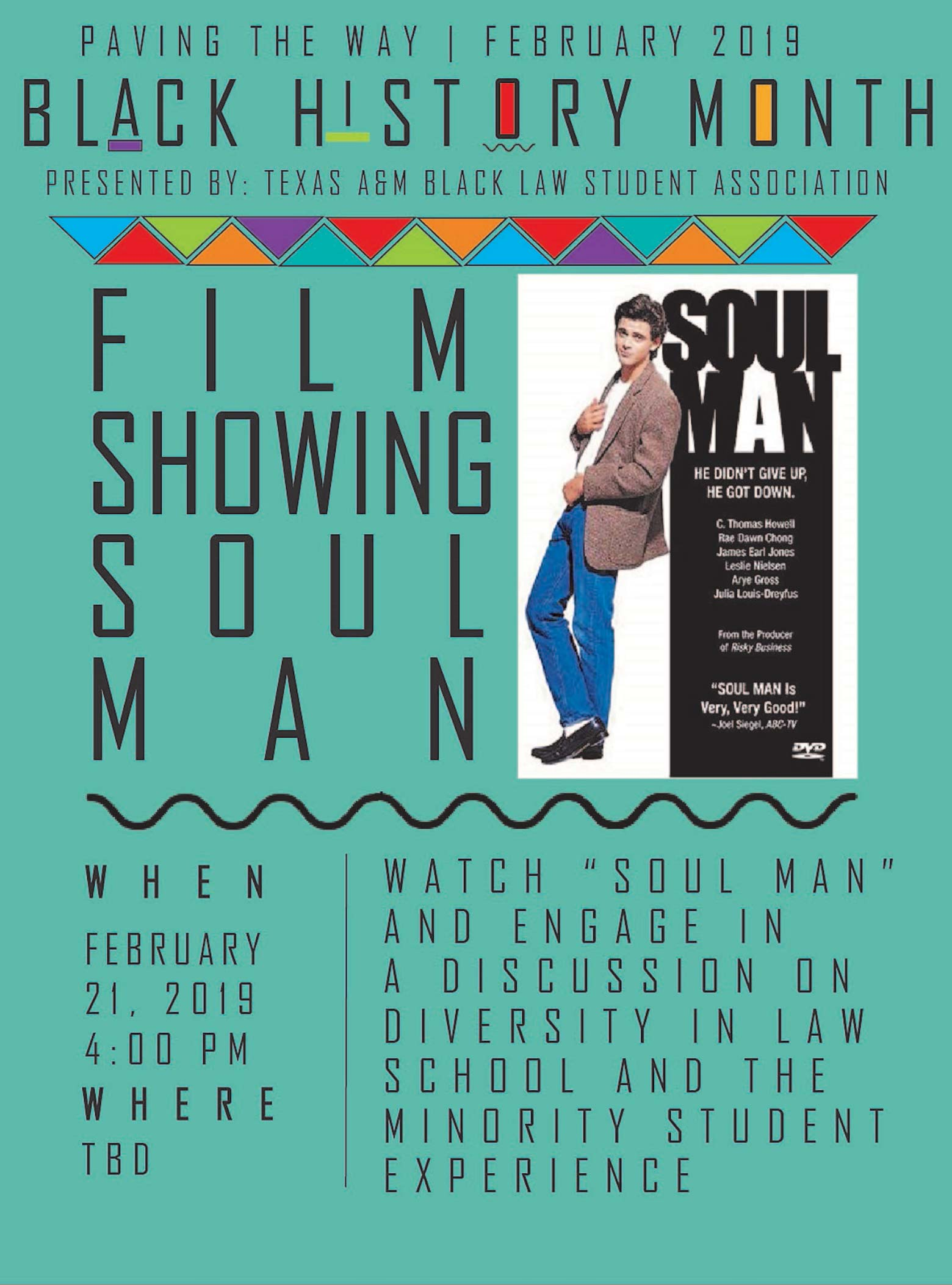 Film-Showing--Soul-Man