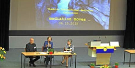Nancy Welsh mediation moves conference