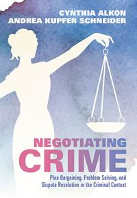 negotiating crime book cover