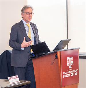 Anthony Taubman TRIPS25 at TAMU Law