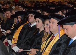 Texas A&M School of Law Graduation