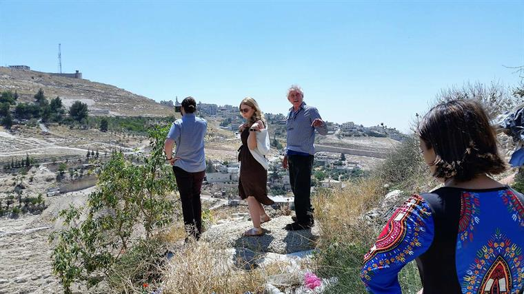 May15 Kidron Valley