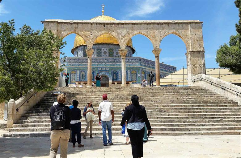 May16 Temple Mount tour