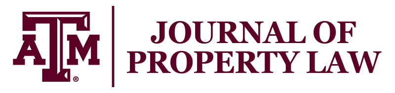 Journal of Property Law logo