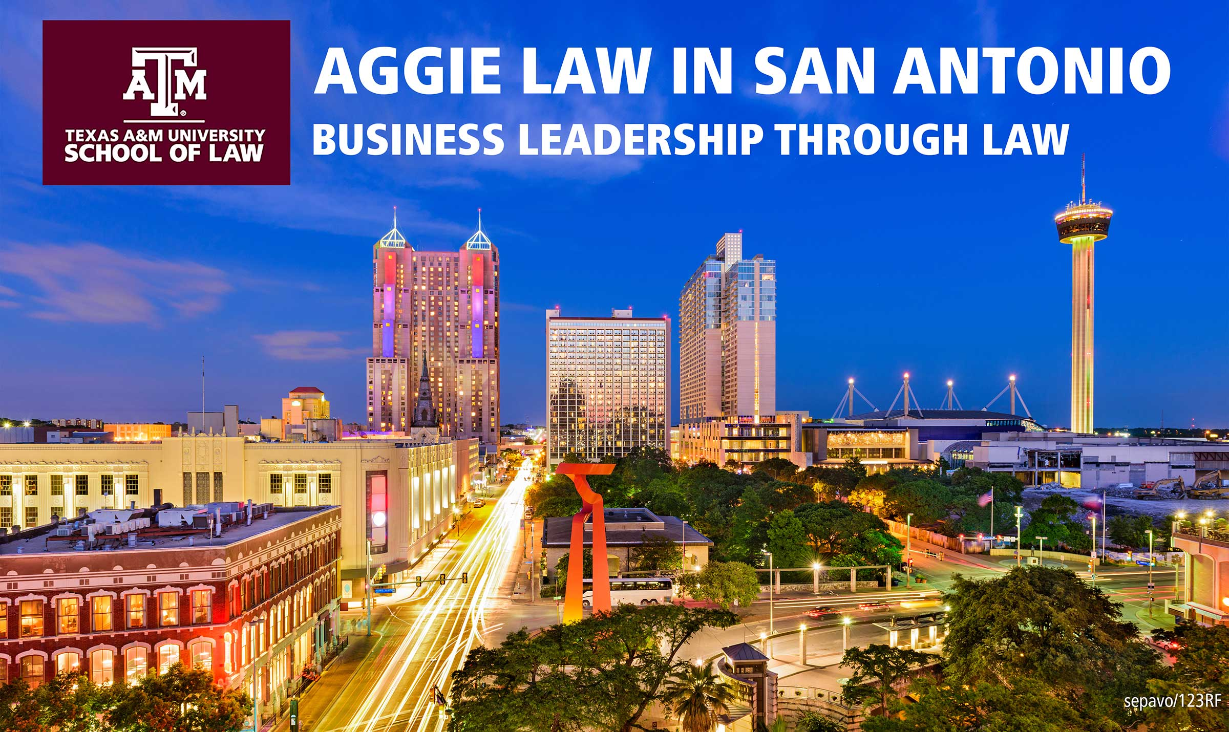 Aggie Law in San Antonio