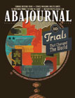 ABA Journal Nov 2013 Cover