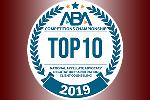 ABA CC top10 2019