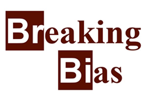 Breaking Bias workshop logo