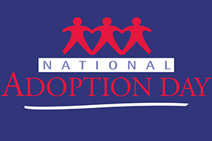 National Adoption Day logo
