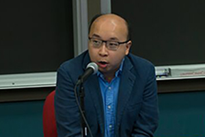 Texas A&M Law Professor Peter Yu at IPSC 2015