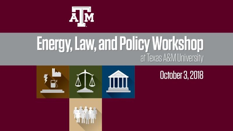 energy law and policy workshop
