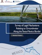 Texas-Mexico Groundwater report cover