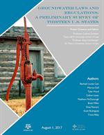 US Groundwater report cover