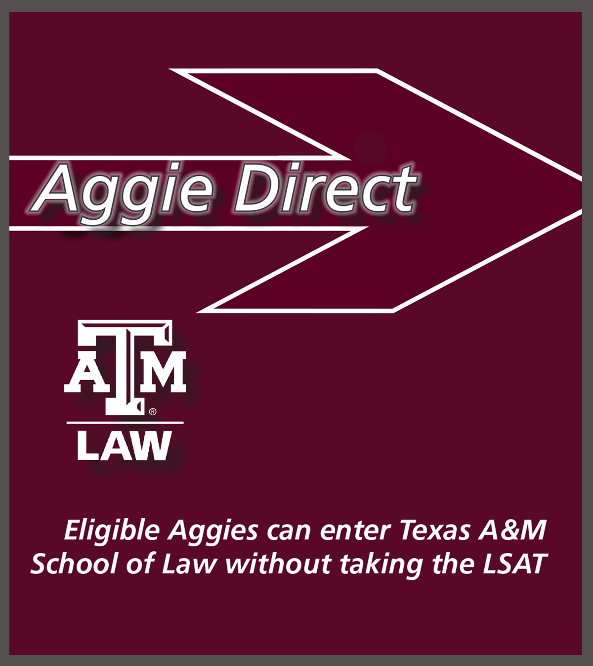 Aggie Direct spotlight