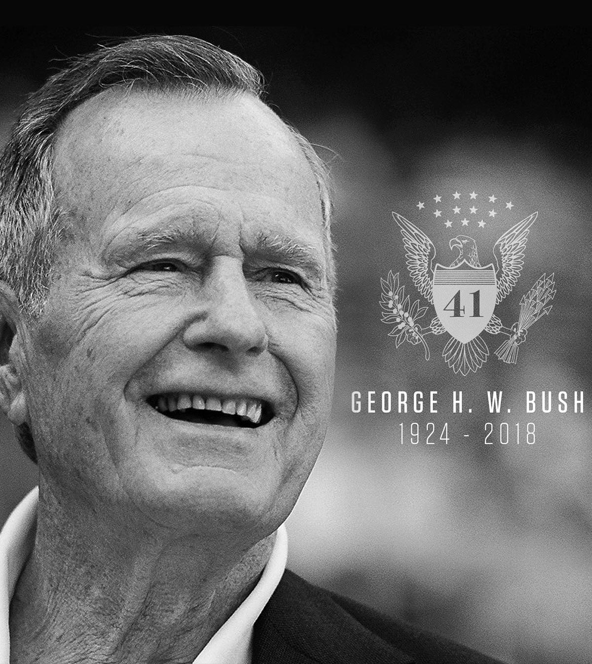 Honoring George H.W. Bush
