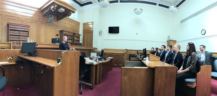 scotland courtroom