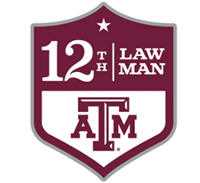 12th Law Man logo