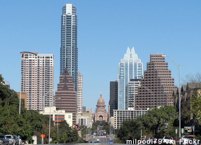 Downtown AustinTX milpool79-Flickr