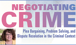 negotiating crime book cover with alkon