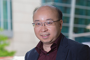 Texas A&M School of Law Prof. Peter Yu