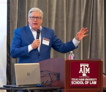 TAMU Law ADR Symposium 2018 Tom Stipanowich