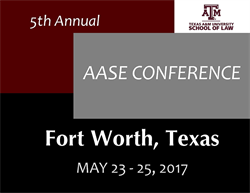 5th Annual AASE Conference postcard
