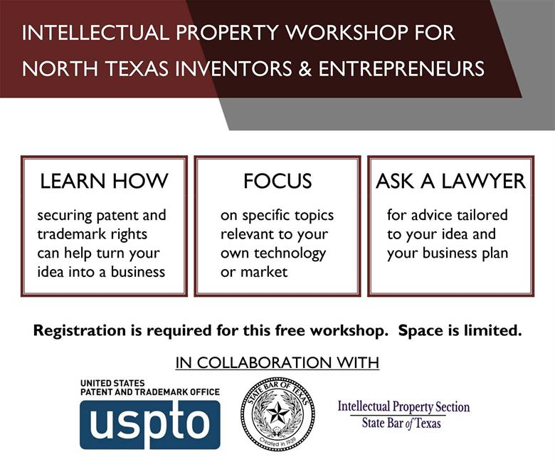 North Texas Intellectual Property Workshop
