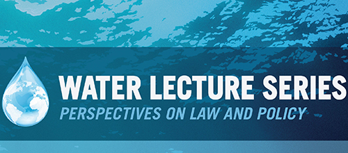 Water Lecture Series logo