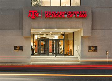 LL M & M Jur  Programs at Texas A&M Law