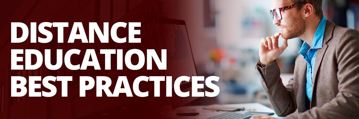 distance-education-best-practices