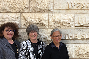 Alkon, Welsh, and Ku in Israel