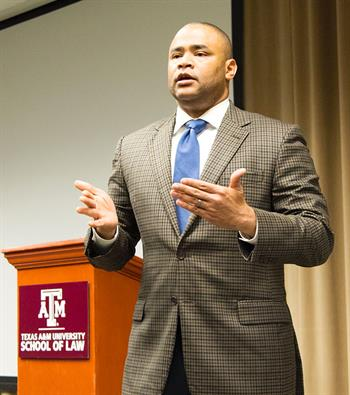 BLSA Black History Month 2018 Marc Veasey