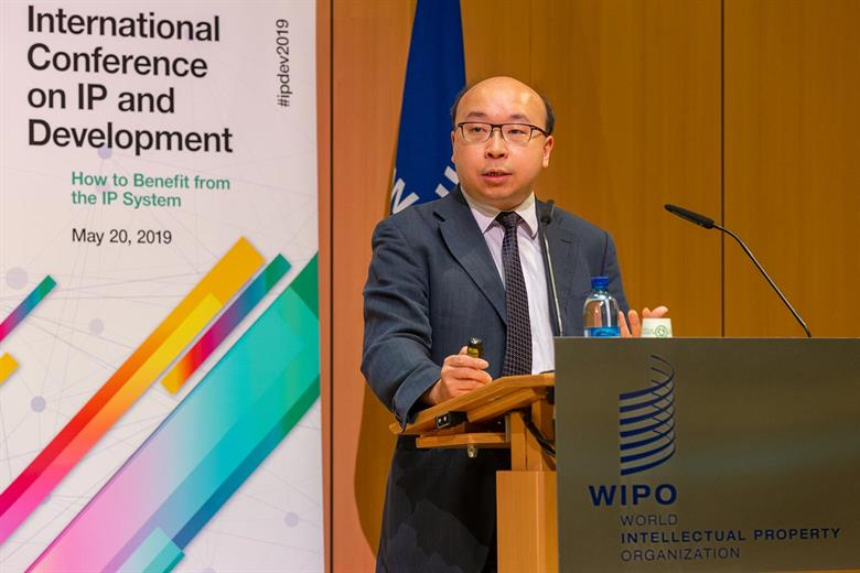 Prof Peter Yu at WIPO IPDEV2019