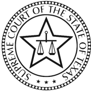 Seal of the Supreme Court of Texas